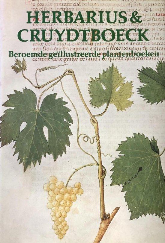 Herbarius en cruydtboeck - Wilfrid Blunt |
