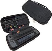 Draagbare luxe reistas - case cover - reiskoffer - opbergtas - hoes - tasje - voor de Nintendo Switch console