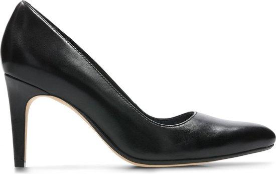 Clarks Pumps Dames - Zwart Leather Maat 37 I6kebr