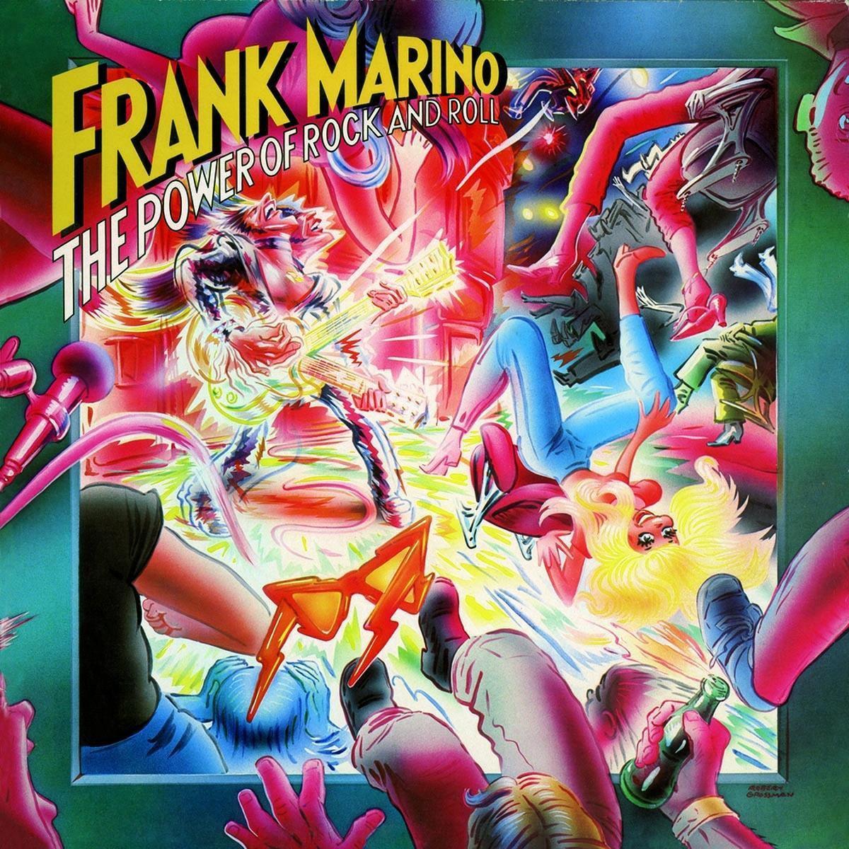 bol.com   Power Of Rock'N'Roll, Frank Marino   CD (album)   Muziek