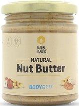 Body & Fit Superfoods - Naturel Notenpasta - Met Pinda's, Cashewnoten, Hazelnoten en Amandelen - 170 gram