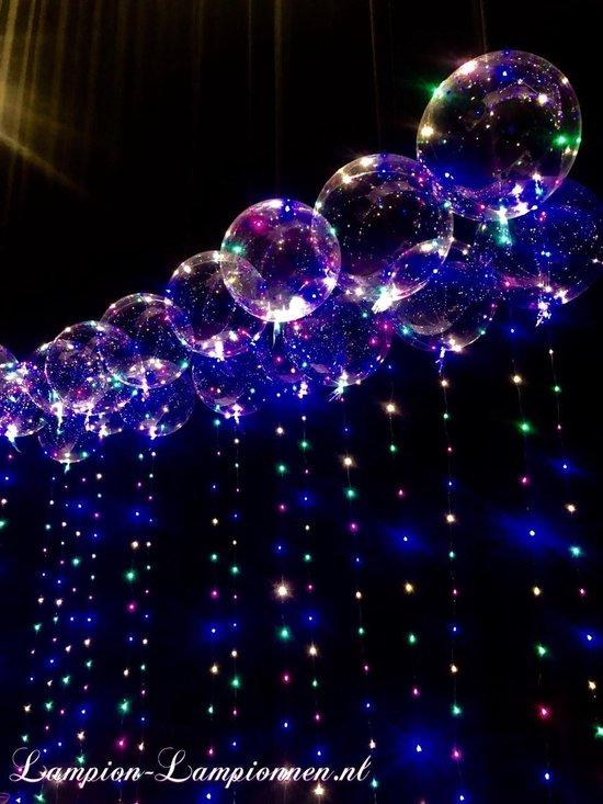 Lampion-Lampionnen LED Ballon XL verlichte ballon 40 cm