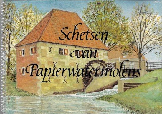 Schetsen van papierwatermolens - Nyhof |