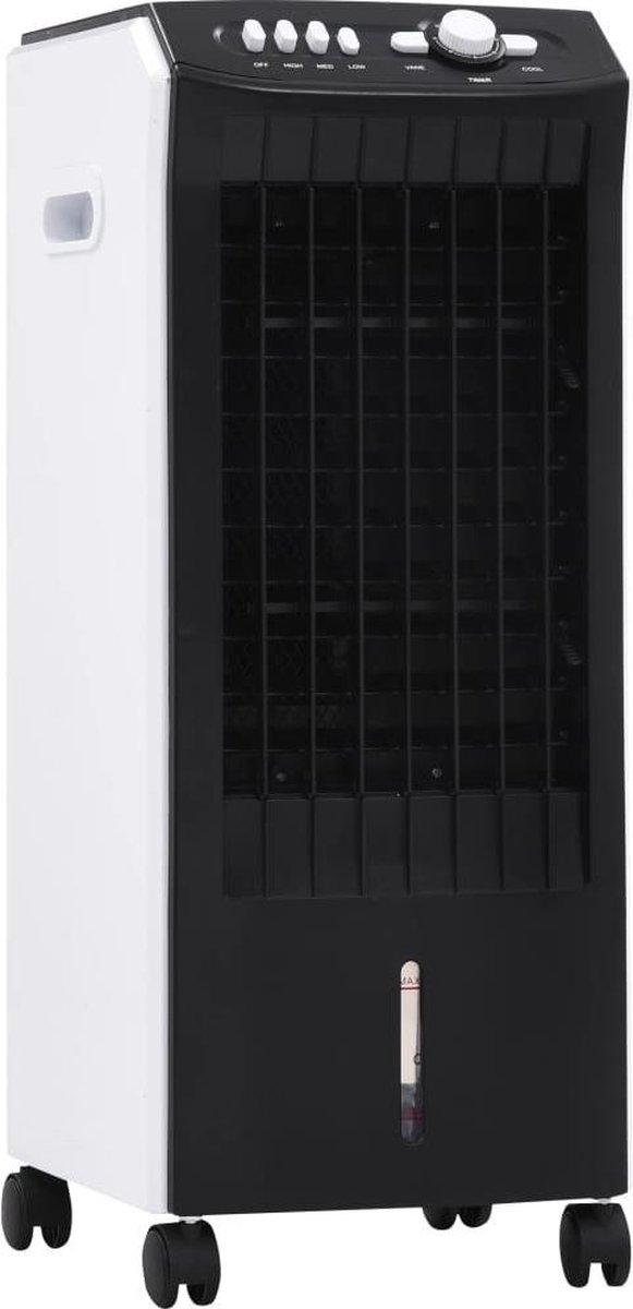 vidaXL 3-in-1 Luchtbevochtiger mobiel Purifier 65 W