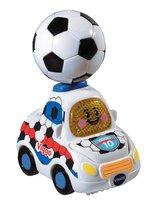 VTechToet Toet Auto's Viggo Voetbalauto Special Edition NL - Educatief Babyspeelgoed - Multikleuren