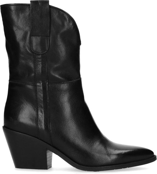 zwarte western laarzen