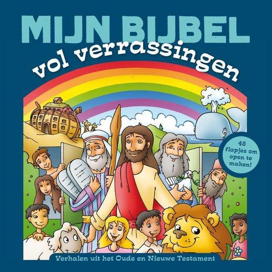 Mijn bijbel vol verrassingen - Michael Berghof  