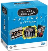 Trivial Pursuit Friends - Engelstalig spel