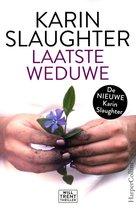 Boekomslag van 'Laatste weduwe'