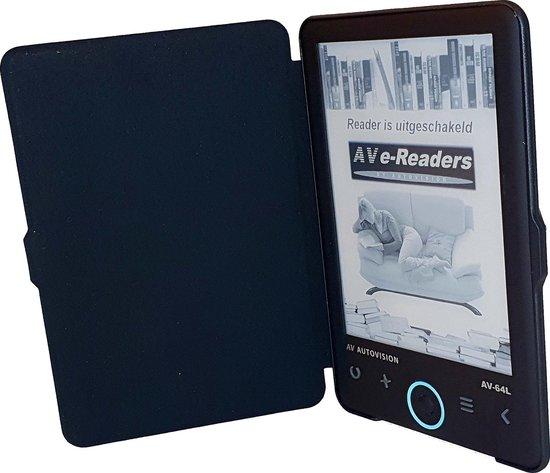 AV64 Lumiread - ereaders - ereader met verlichting  -  ereader met hoes