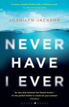 Boek cover Never Have I Ever van Joshilyn Jackson