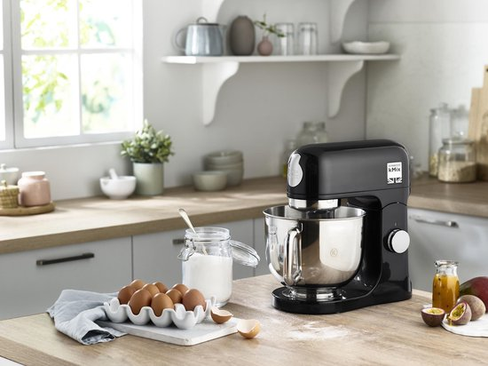 Kenwood kMix KMX750AB - Keukenmachine - Zwart