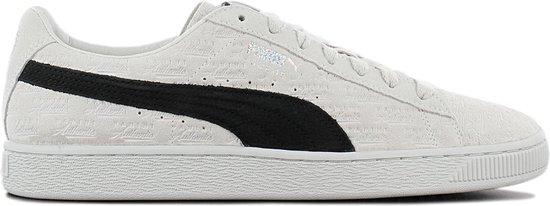 Puma Suede Classic x Panini - LIMITED EDITION - 366323-01 Heren Sneaker Sportschoenen Schoenen Grijs - Maat EU 42.5 UK 8.5