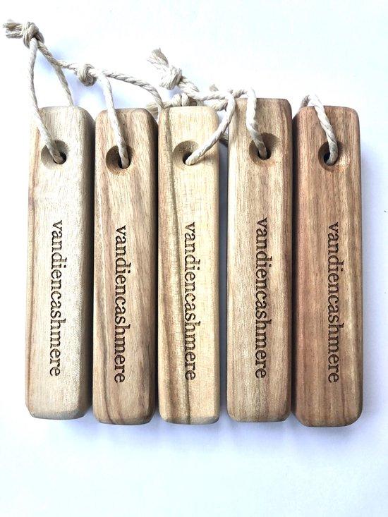 cederhout anti motten - anti insecten - anti stank - vermindert nare geurtjes