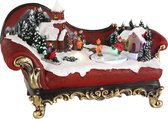 Luville  - Scenery sofa battery operated