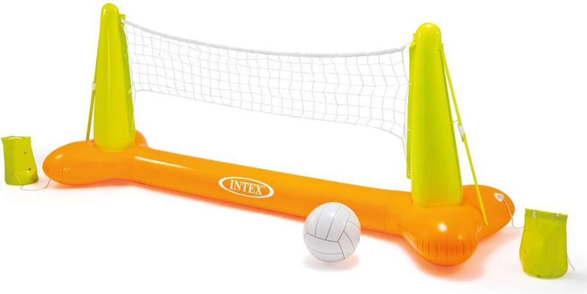 Intex - opblaasbare volleybalset