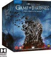 Afbeelding van Game of Thrones - Complete Series: Seizoen 1 t/m 8 (Blu-ray) (Import met NL)