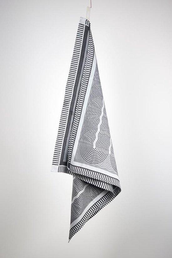 Theedoek | Zwart | VANTOT | Design