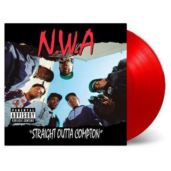 Straight Outta Compton (Ltd. Red Ed