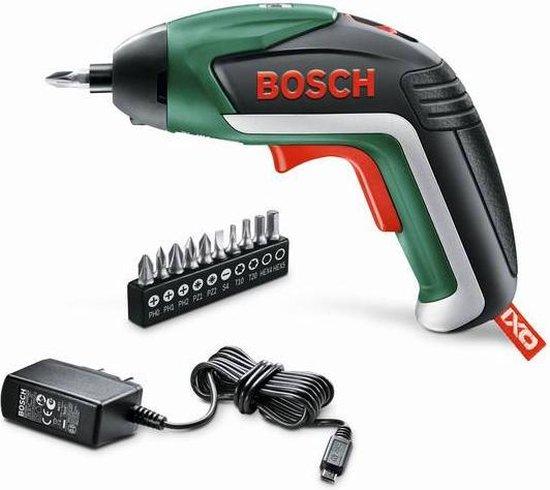 Bosch IXO V Basic Accu Schroefmachine - 3,6V Li-Ion - Incl. 10 bits