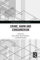 Omslag Crime, Harm and Consumerism