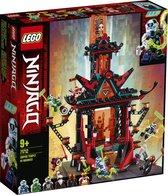LEGO NINJAGO Keizerrijk Tempel van de Waanzin - 71712