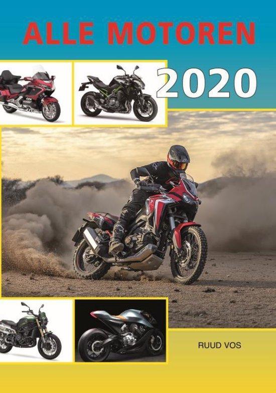 Alle motoren 2020 - Ruud Vos  