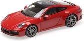 Porsche 911 (992) Carrera 4S 2019 - 1:43 - Minichamps