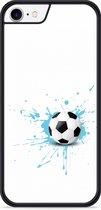 iPhone 8 Hardcase hoesje Soccer Ball