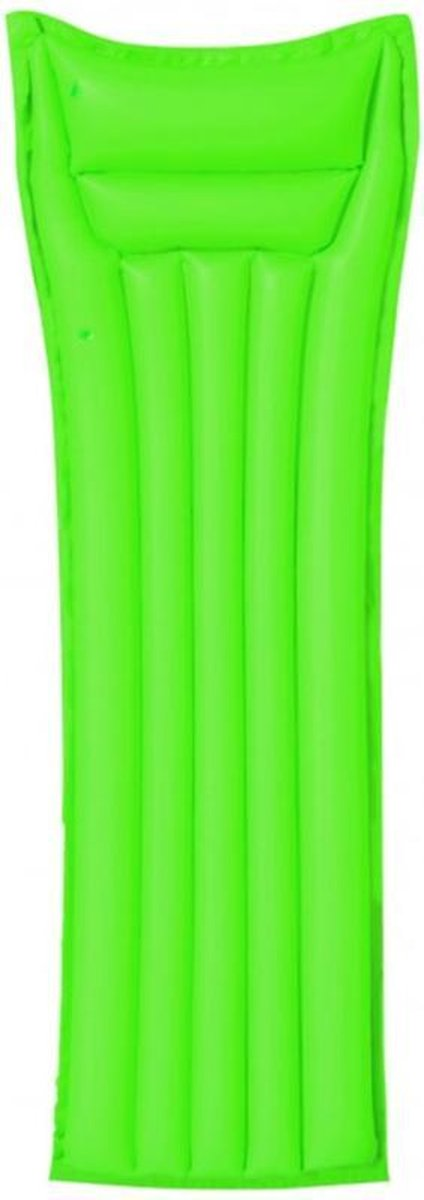 Luchtbed voor het zwembad - Groen - Bestway