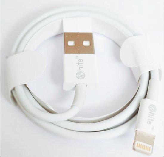 Iphone Kabel - Lightning naar jack - iPhone kabel Lightning - Lightning usb kabel - iPhone kabel lightning - apple kabel iPhone