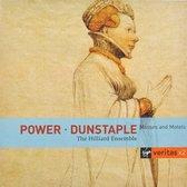 Hilliard Ensemble - Power / Dunstaple: Masses And