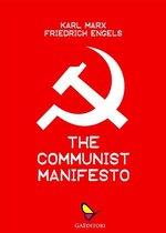 Boek cover The Communist Manifesto van Karl Marx (Onbekend)