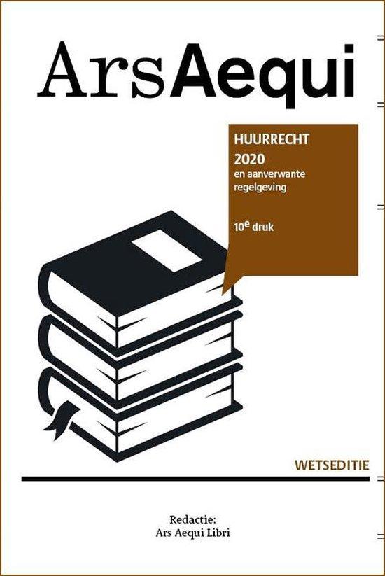 Huurrecht 2020 - none |