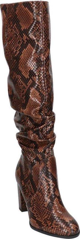 Tamaris Hoge laarzen slangenprint Maat 38