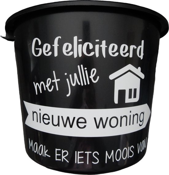 creatief housewarming cadeau