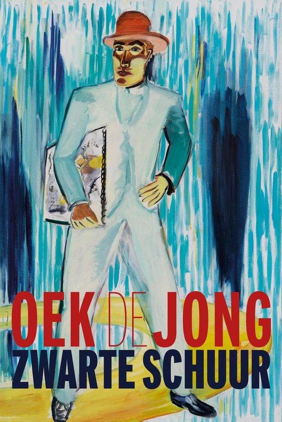 Boek cover Zwarte schuur van Oek de Jong (Paperback)