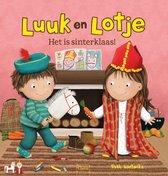 Kinderboeken Clavis Verhalenboek - Luuk en Lotje het is sinterklaas