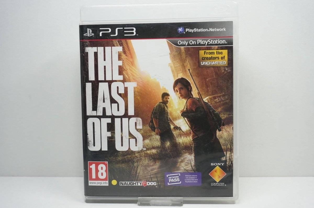 The Last Of Us - PS3 - Sony