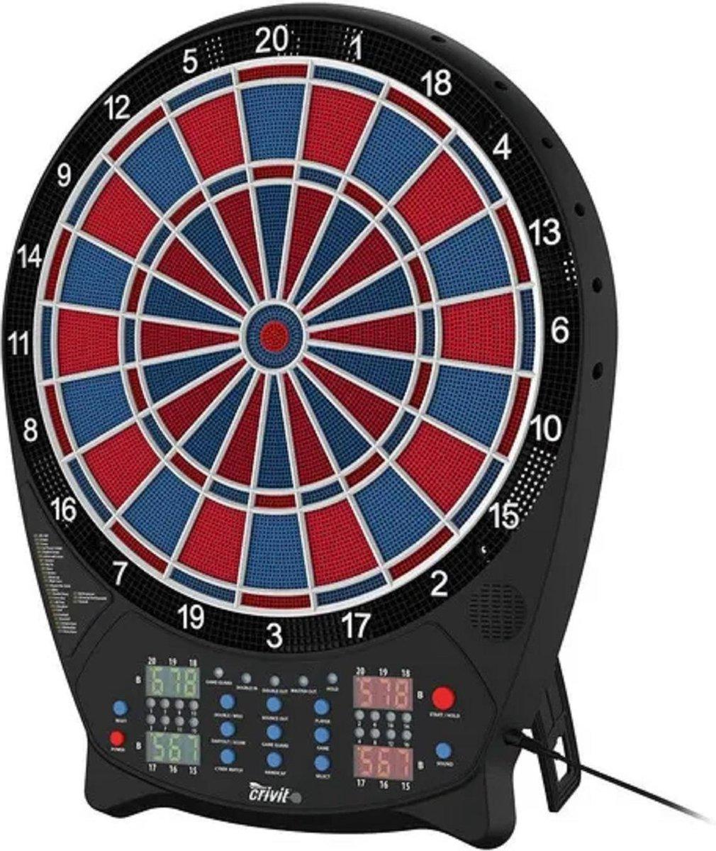 Elektrisch dartbord   dartbord - dartpijlen - dartmat - dartborden - elektronisch - darts accesoires - dart assecoires