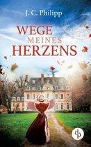 Boek cover Wege meines Herzens van J C Philipp