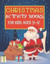 Christmas Activity Books For Kids Ages 9-12