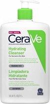 CeraVe Hydrating Cleanser 1000 ml - gezichtsreiniging - skin - hydraterend