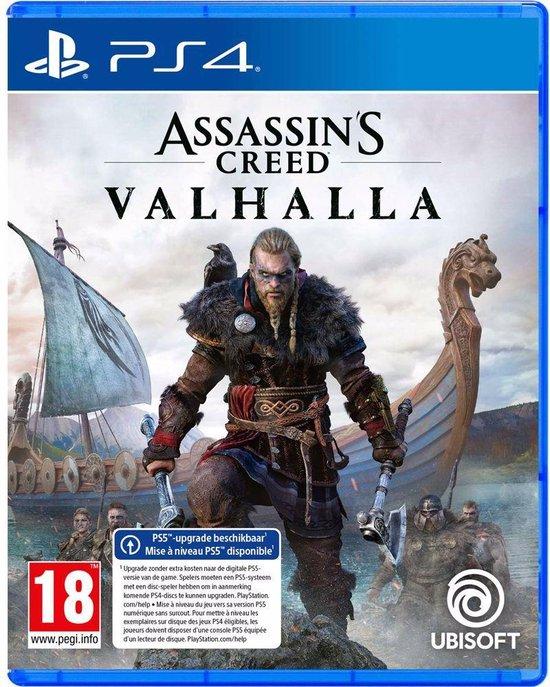 Assassin's Creed Valhalla – PS4