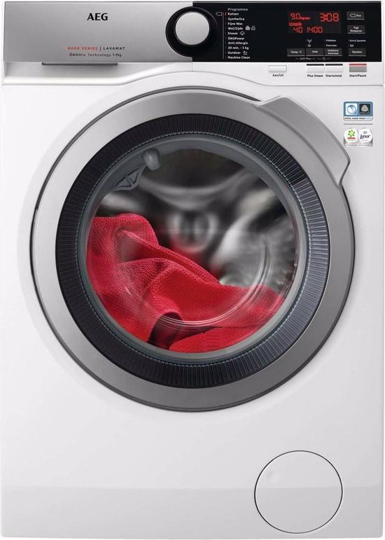 AEG L8FENS96 - ÖKOMix - Wasmachine