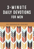 3-Minute Daily Devotions for Men