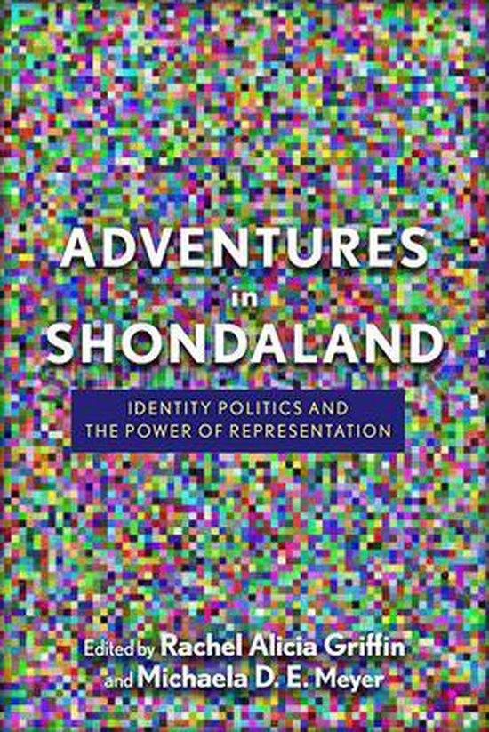 Boek cover Adventures in Shondaland van  (Hardcover)