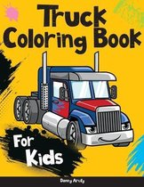 Truck Coloring Book for Kids