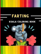 Farting koala coloring book: Funny & easy collection of silly koala coloring book with Christmas maze, shadow matching & more for kids, toddlers, boys & girls
