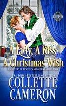 A Lady, A Kiss, A Christmas Wish